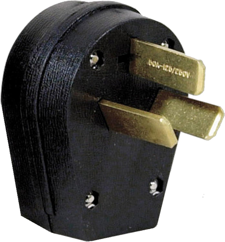 Hobart 770025 Welding Plug 230 Volt Crow Foot Footwear Amazon Com