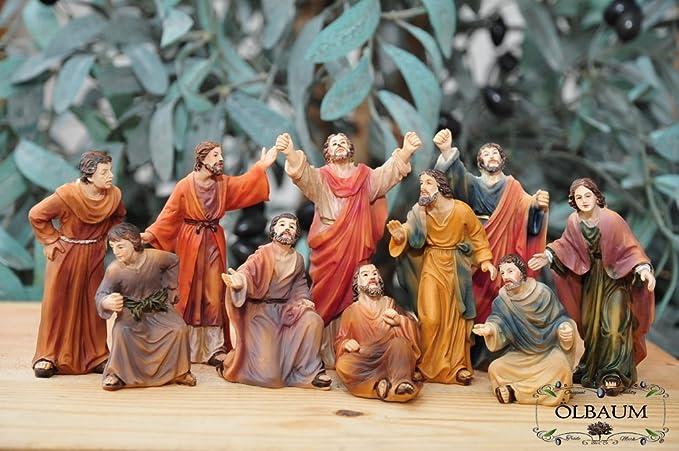 Fotos De El Pesebre De Jesus.Calvario Luz De Navidad Figuras De Pesebre Passion Figuras
