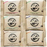 Bearded Brothers Energy Bars Variety Pack, 6 Flavors of Nutritional Bars, Gluten Free and Vegan for an Organic Source of Protein (12 Pack)