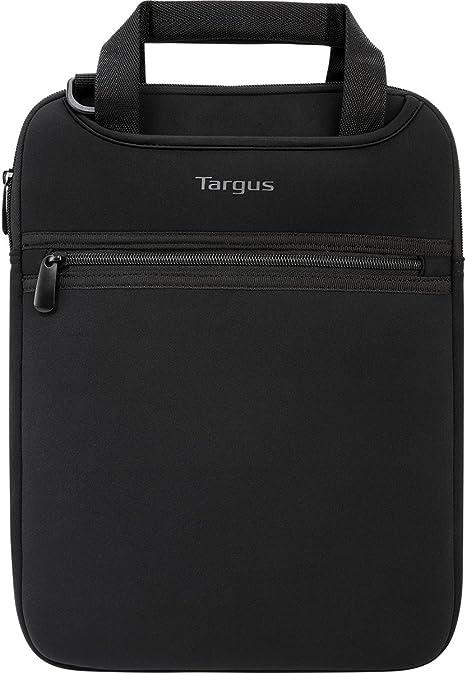"""Targus Slipcase w// Hideaway Handles for Laptops//Chromebooks up to 14/"""" Black"""