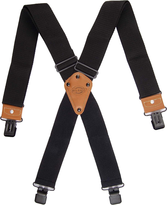 Dickies mens Industrial Strength Suspenders Suspenders