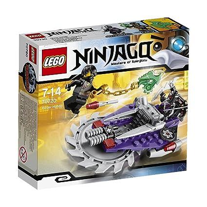 Amazon.com: Juguete Hover Hunter Ninjago 70720, de LEGO ...