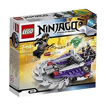 LEGO Ninjago - Triturador Deslizante, Juego de construcción (70720)