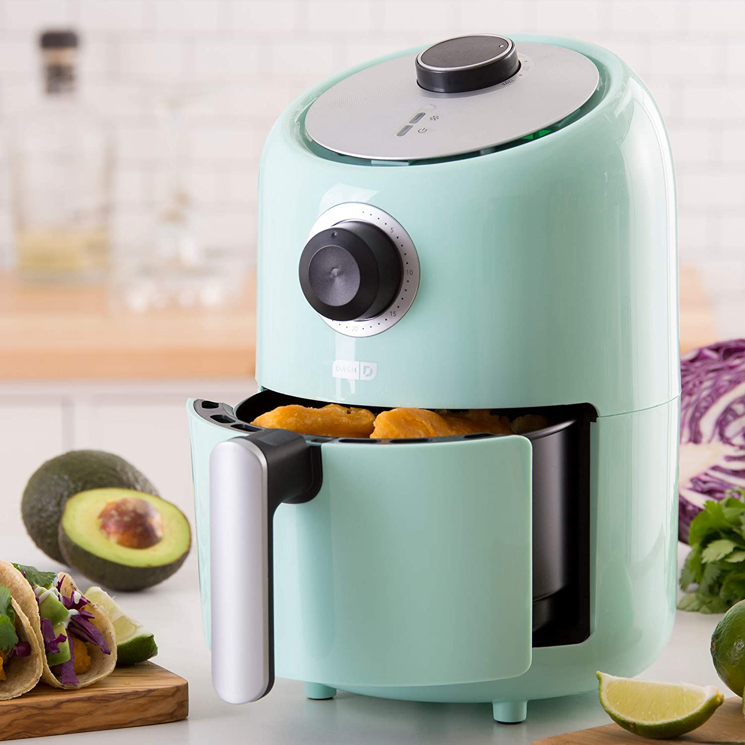 Dash Compact Air Fryer ONLY $3...