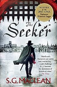 The Seeker: Damian Seeker 1 (Captain Damian Seeker)