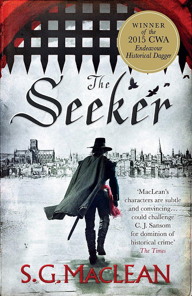 The Seeker: Damian Seeker 1 (Captain Damian Seeker) pdf