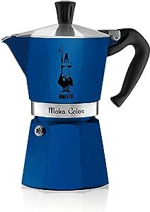 Bialetti Moka Express Color 0.3L Azul - cafeteras italianas ...