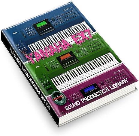 Yamaha EX7 – The Very Best Of – Única Original Huge 24bit Wave/Kontakt Multi-Layer Samples Library on DVD oro download