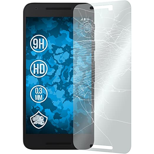 62 opinioni per 1 x Google Nexus 5X Pellicola Protettiva Vetro Temperato chiaro- PhoneNatic
