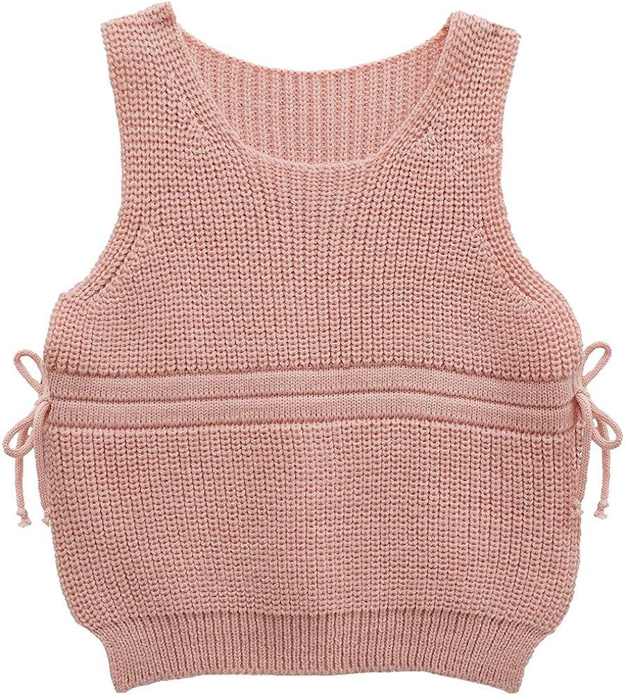 Moonnut Baby Girls Long Sleeve Pullover Sweater Dress Toddler Kids Autumn Winter Warm One Piece