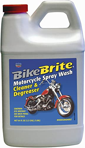 Bike Brite MC44R Motorcycle Spray Wash Cleaner