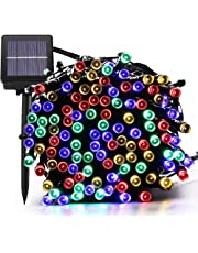 200 luci della stringa solare (Multicolore)