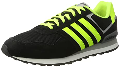 Adidas Runeo 10K, scarpe da ginnastica da uomo, Black, 7