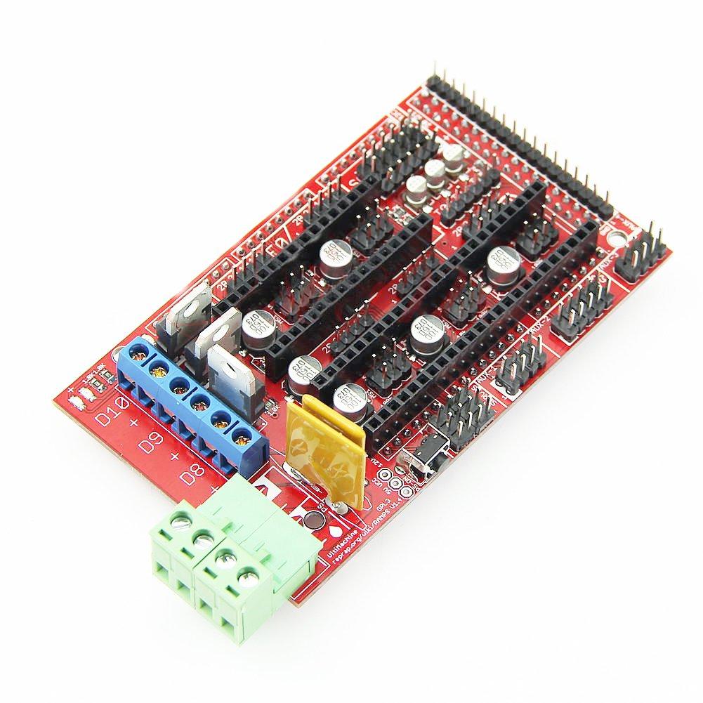 Panel de control AMPS 1.4 para impresora 3D Ramps1.4 Panel de ...