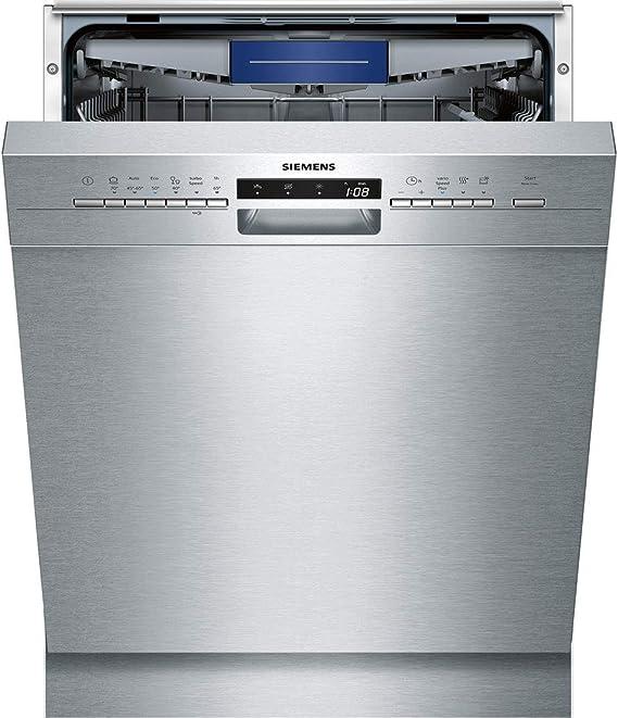 Siemens iQ300 SN436S00KE lavavajilla Bajo encimera 13 cubiertos A ...