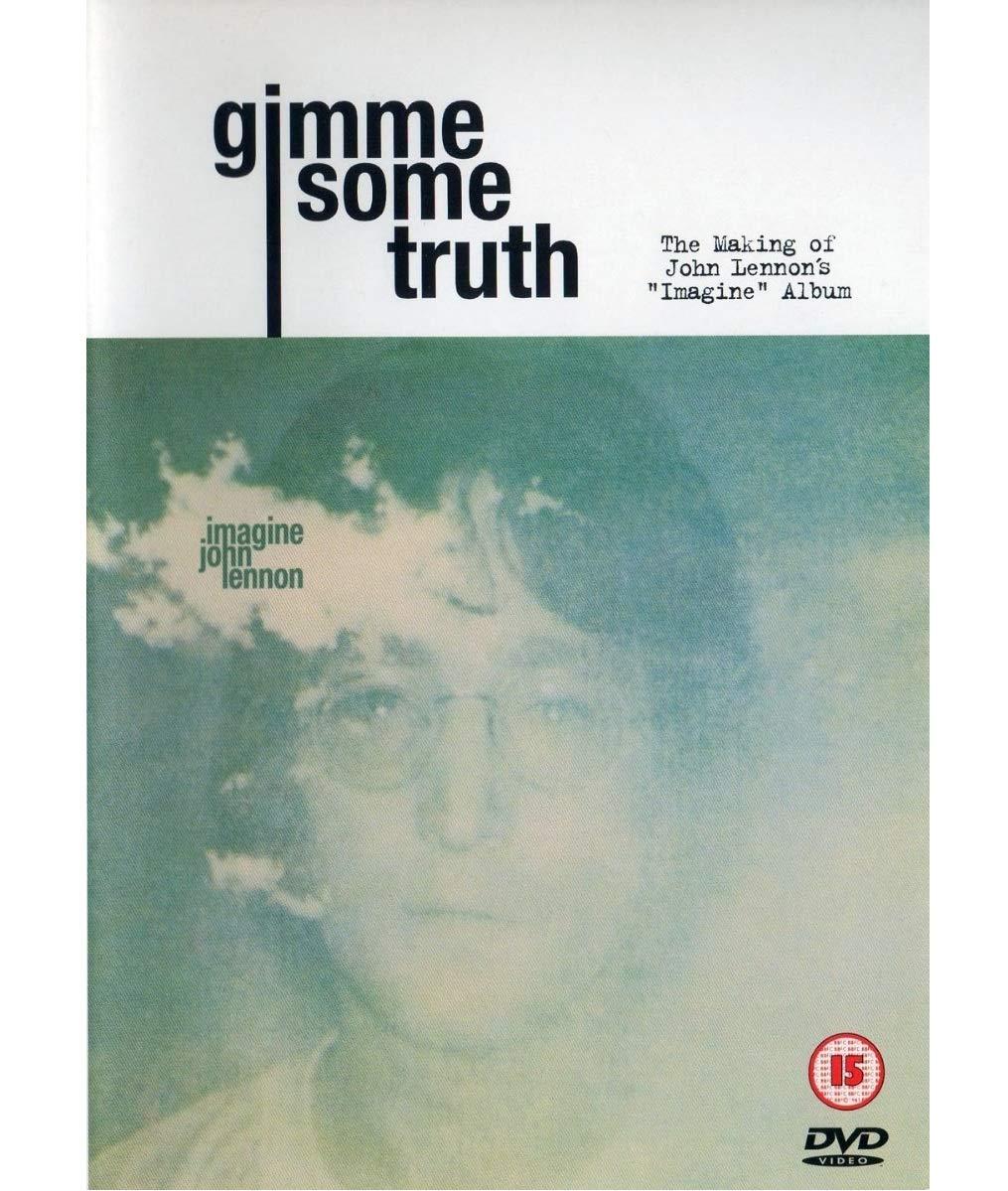 Amazon Com Gimme Some Truth The Making Of John Lennon S Imagine John Lennon Andrew Solt Movies Tv