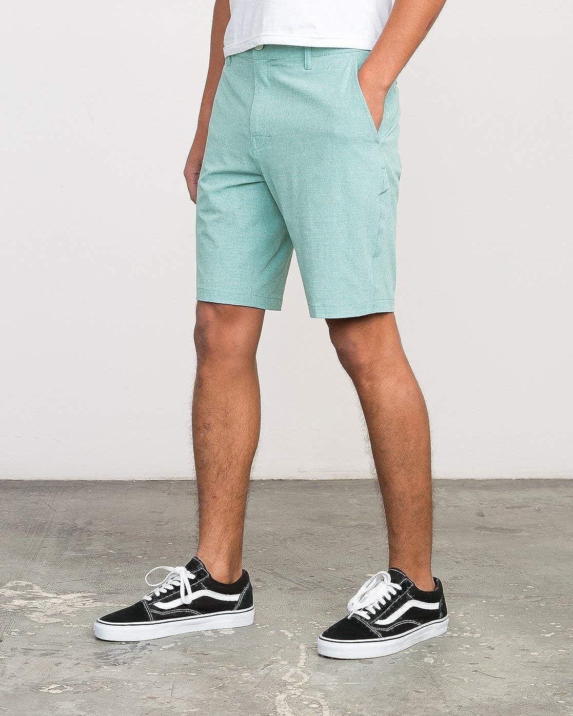 RVCA Mens Balance Hybrid Shorts