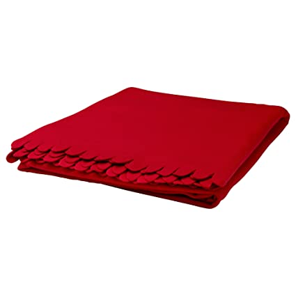 Amazon Ikea Fleece Throw Red Home Kitchen Stunning Ikea Fleece Throw Blanket