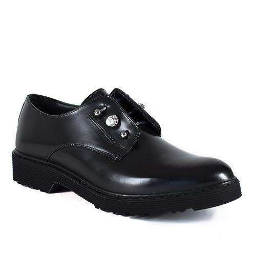 Cult Rose Low 1740 amazon-shoes neri Con La Venta De Tarjetas De Crédito En Línea Descuentos De Venta Baratos Grandes Ofertas pgxl7L20