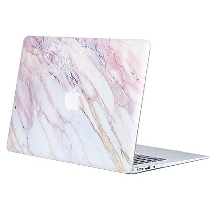 MOSISO Funda Dura Compatible con MacBook Air 13 Pulgadas ...