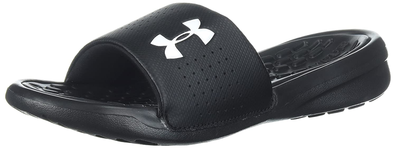 Under Armour Kids' Boys' Playmaker Fix Slide Sandal 3000065