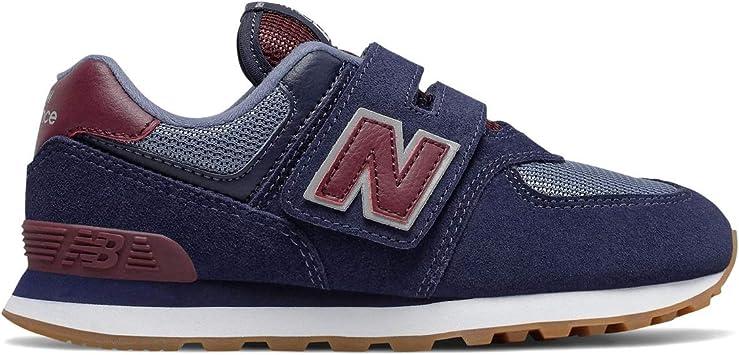 new balance 574 blu bambino