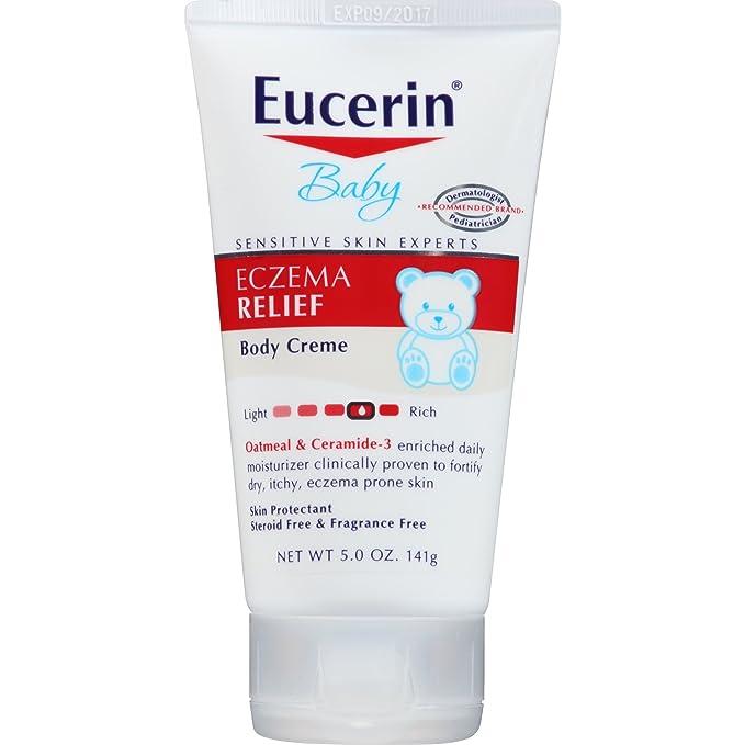 1 opinioni per Eucerin Baby eczema Relief Body creme 141,7gram