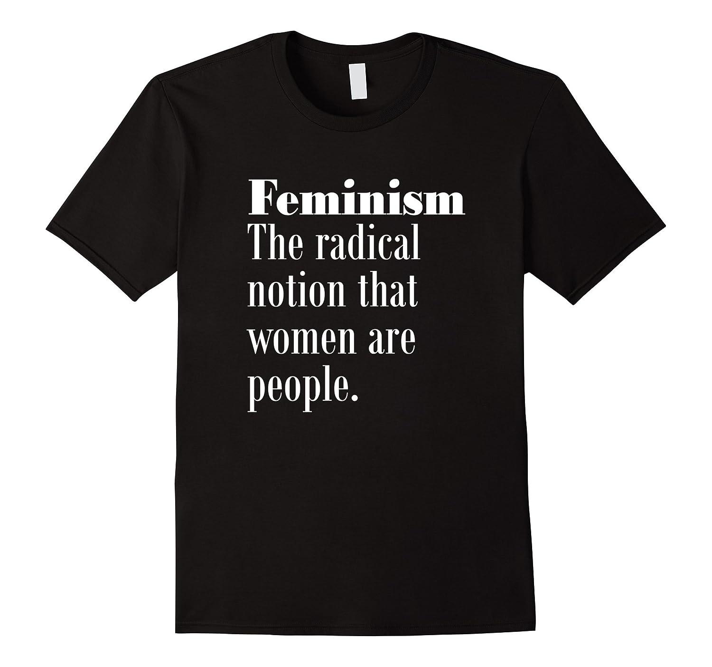 Feminism Definition TShirt-CD