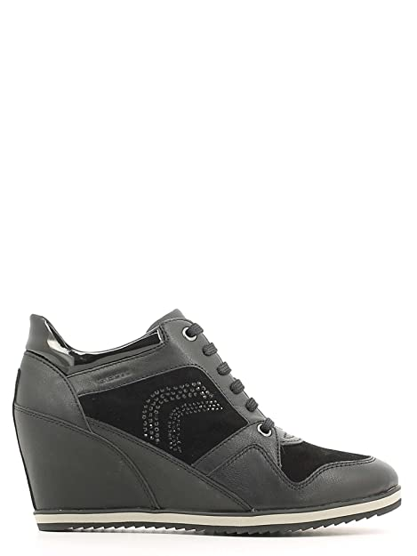 Geox Sneakers con zeppa D Illusion A Geox donna D5454A