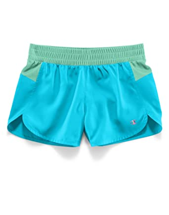 champion girls mesh shorts
