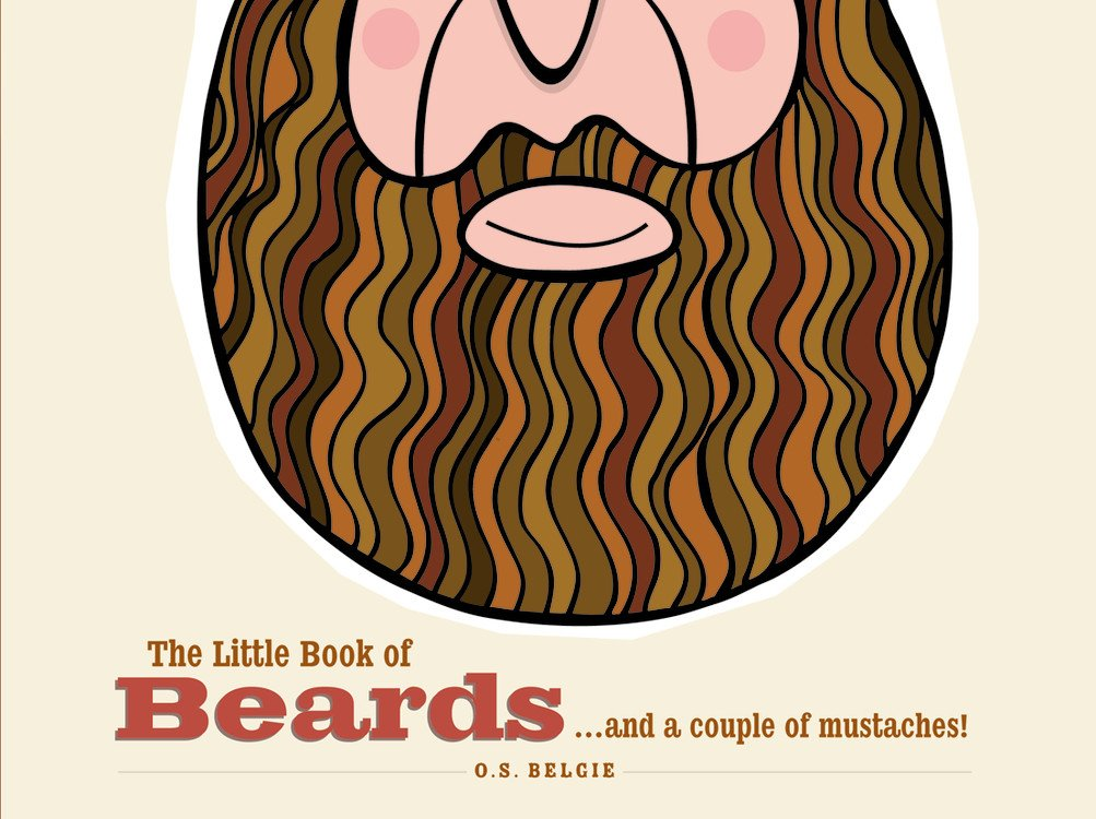The Little Book Of Moustaches