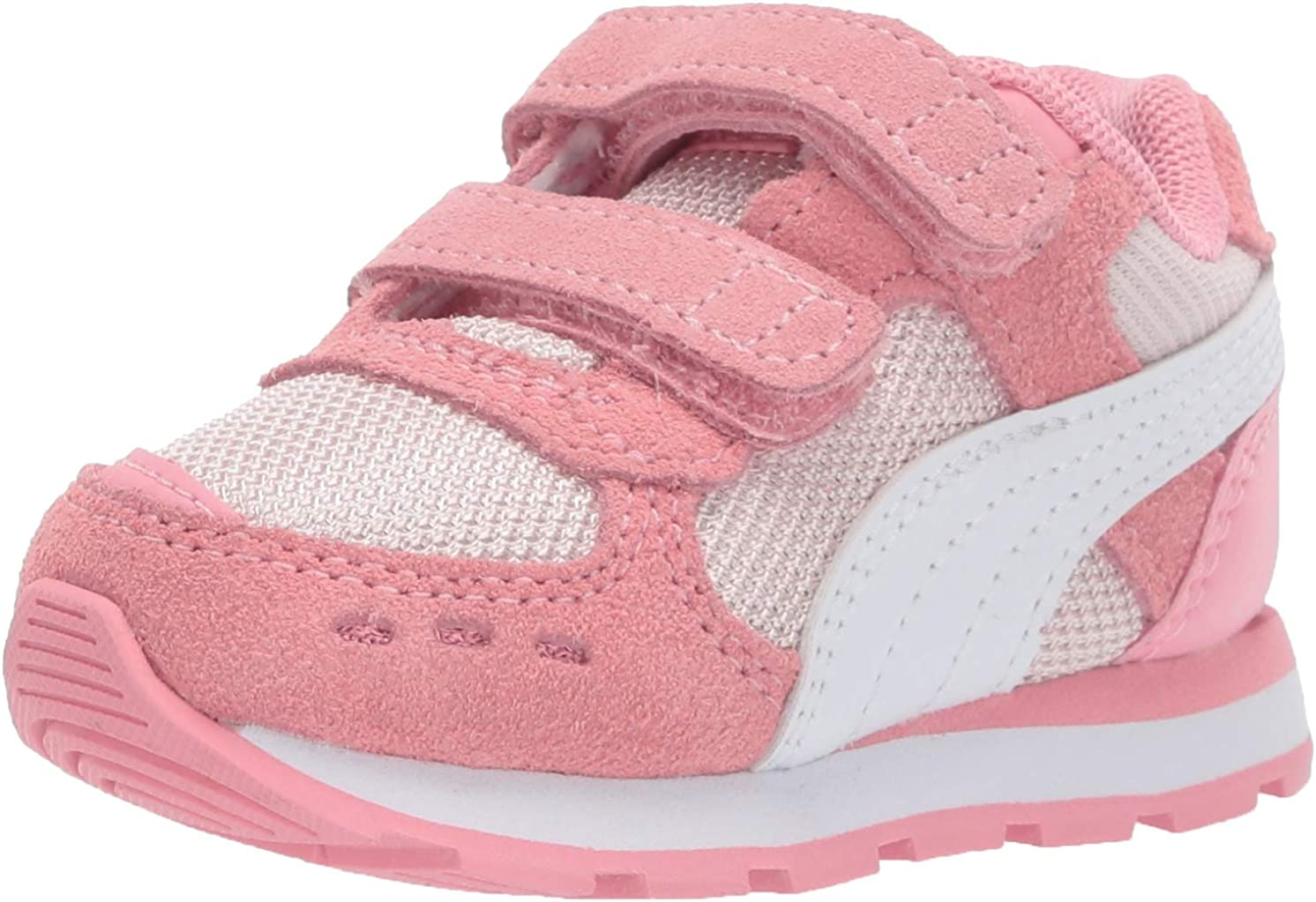PUMA Kids' Vista Hook and Look Sneaker