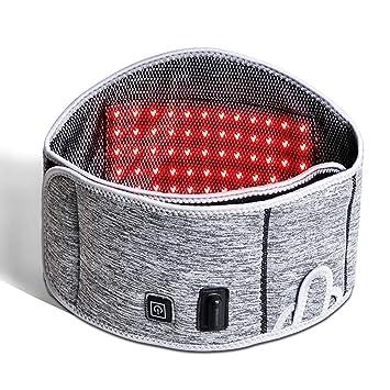 SYR&M Infrarrojo Lejano Almohadilla Eléctrica Lumbar 3 Niveles De Temperatura Mantener La Cintura Saludable