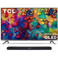 """TCL 55"""" TV & Alto 8i Sound Bar"""