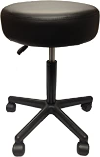 Adjustable Rolling Pneumatic Stool for Massage Tables Examination Tables and Physicianu0027s Office by Therabuilt  sc 1 st  Amazon.com & Amazon.com: Boss Office Products B240-BK Be Well Medical Spa Stool ... islam-shia.org