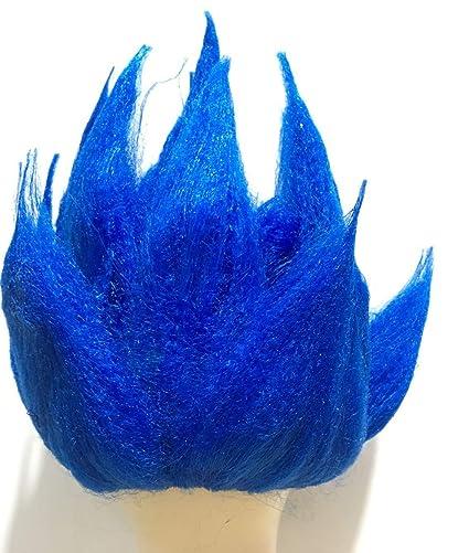 DER Wig Head Set Chemical Fiber Head Set Animation Wig Childrens ...