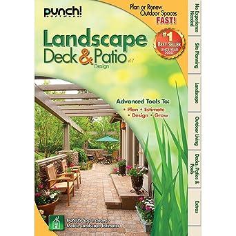 Marvelous Punch! Landscape, Deck And Patio V17 [Download]