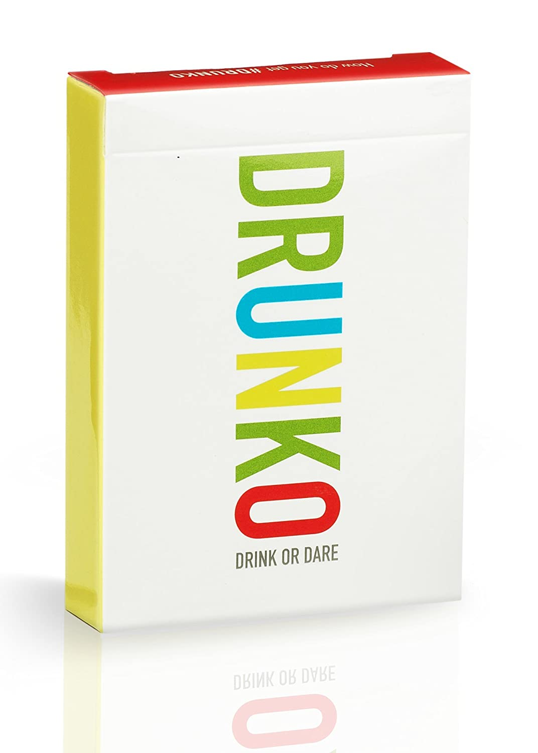 Drunko Drink or Dare Party Card Game