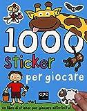 1000 sticker per giocare. Ediz. illustrata