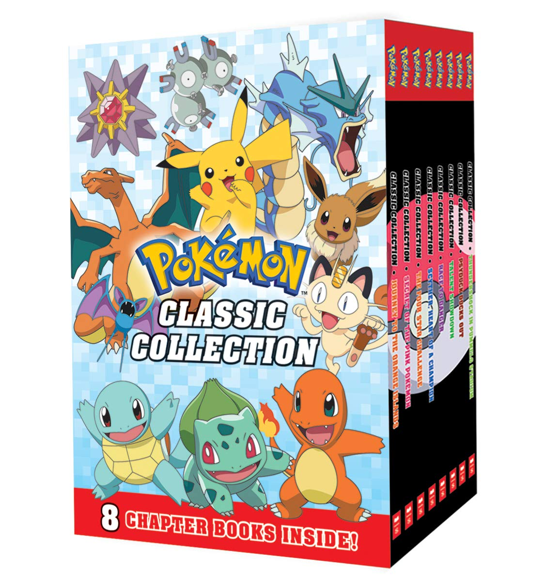 Classic Chapter Book Collection (Pokémon) by SCHOLASTIC