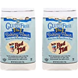 Bobs Red Mill Gluten-Free 1-to-1 Baking Flour, 5Lb/80oz Bag (Pack of 2)