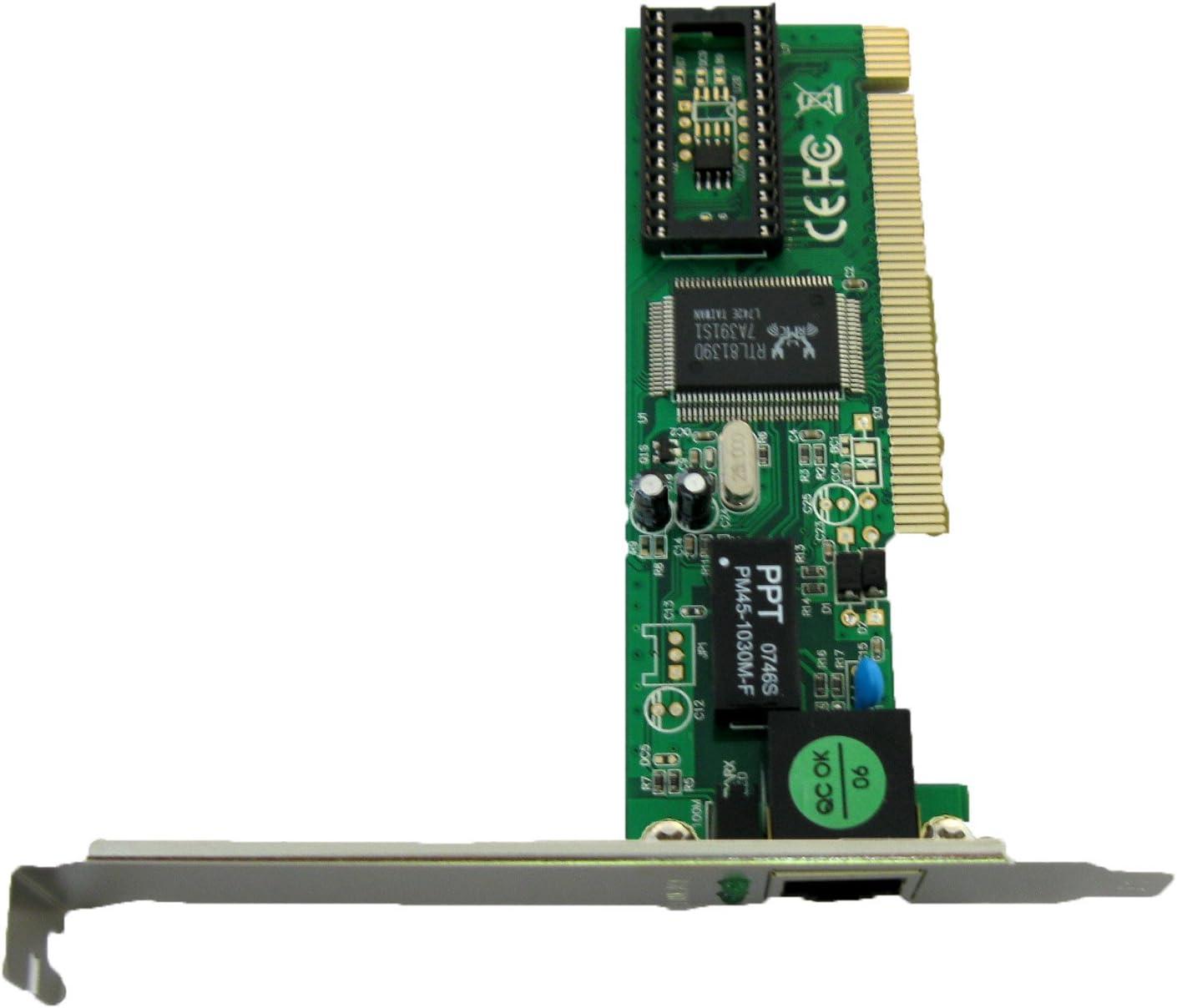 Semper Nwp 1 Pci Lan Card 10 100mb Retail Realtek Chip Computers Accessories