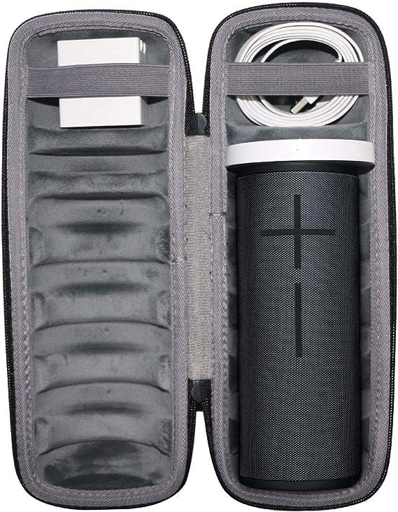 Co2crea Hart Reiseschutzhülle Case Tasche Für Ultimate Ears Ue Boom 3 Bluetooth Lautsprecher Und Power Up
