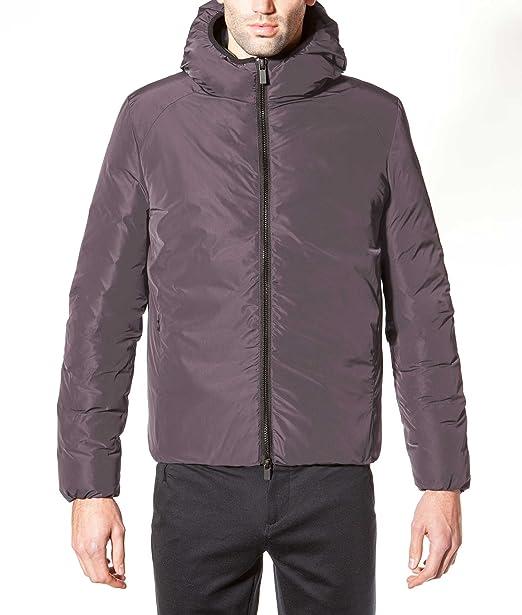 ECOALF MEGEVE Jacket Man, Plumas para Hombre, Anthracite 318 S: Amazon.es: Ropa y accesorios