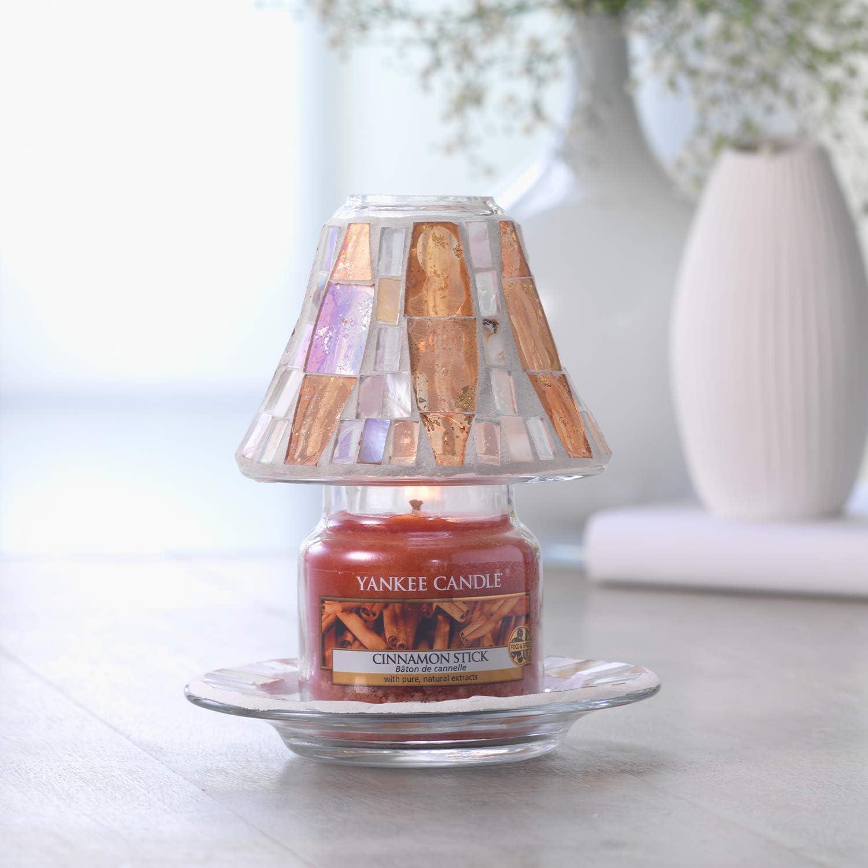 Marron Yankee Candle 1055976 Bougie Jarre petite verre