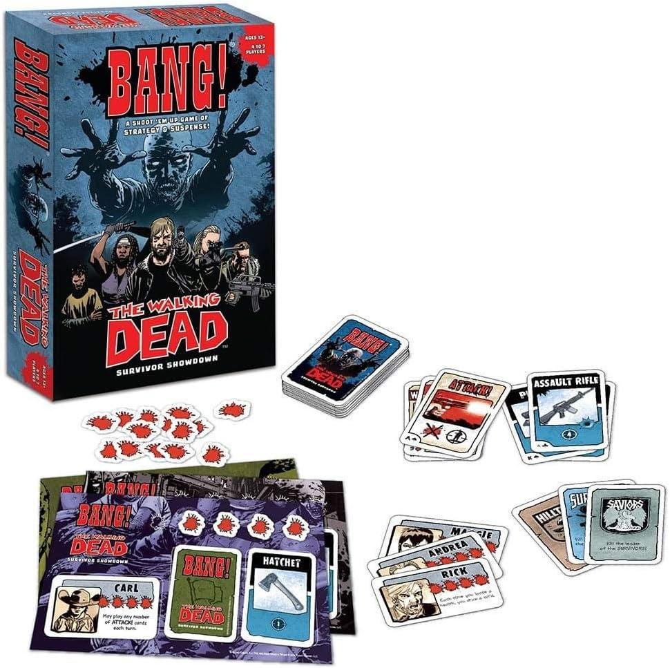 Bang!: The Walking Dead: Amazon.es: Juguetes y juegos
