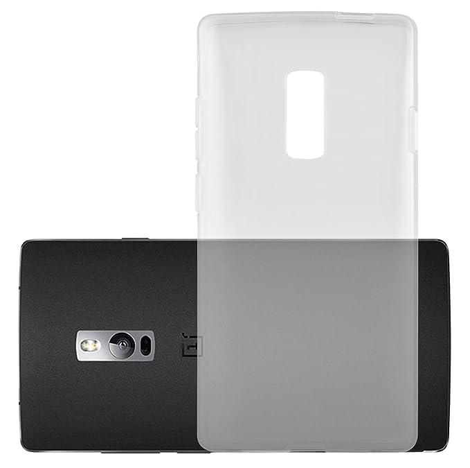 1 opinioni per OnePlus ONE 2 Custodia silicone TPU in TRANSPARENTE di Cadorabo (Disegno AIR) –