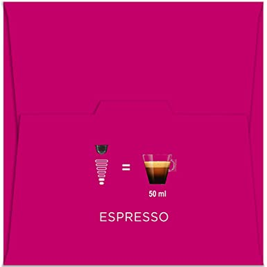 NESCAFÉ Dolce Gusto Espresso | 48 capsules de café | Fèves arabica ...