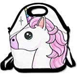 cae459a4be79 ZMvise Just DAB It Unicorn Lunch Tote Insulated Reusable Picnic ...