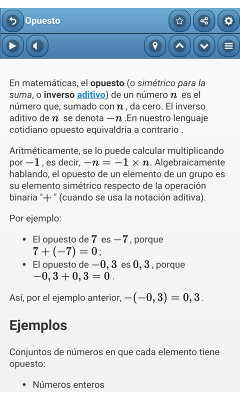 Álgebra abstracta: Amazon.es: Appstore para Android